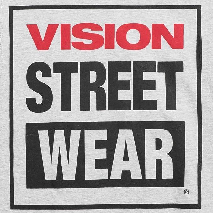 Vision Street Wear Damen Fitness Crew Neck Tank Top Shirt Cl3101 Grey Marl Gr Activewear L