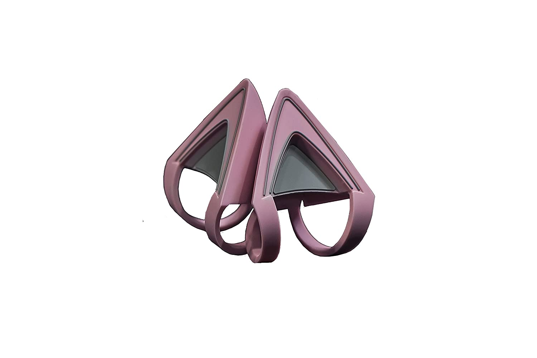 Razer Kitty Ears for Kraken Headset Neon Purple