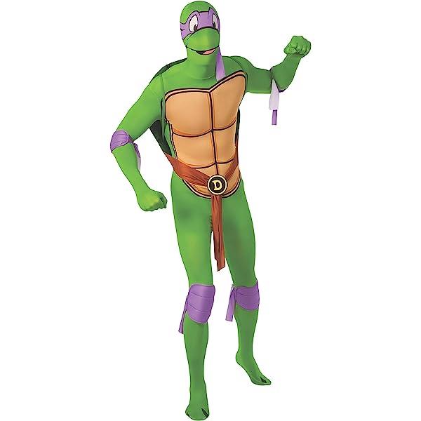Disfraz Oficial de la Tortuga Ninja Donatello, Segunda Piel ...