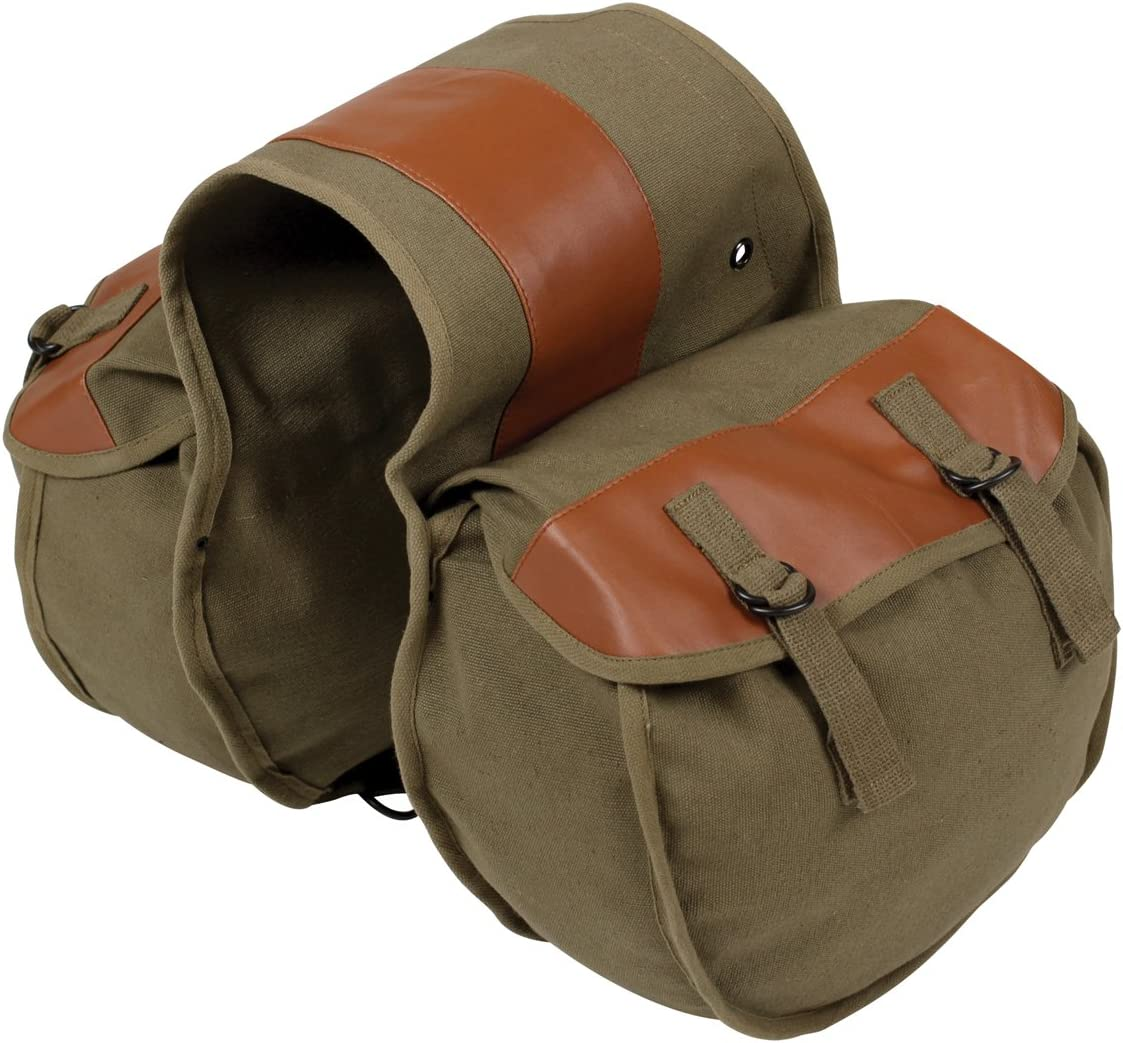 Stansport Saddle Bag}