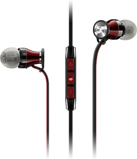 Sennheiser 506244 Momentum In Ear Kopfhörer Schwarz Elektronik