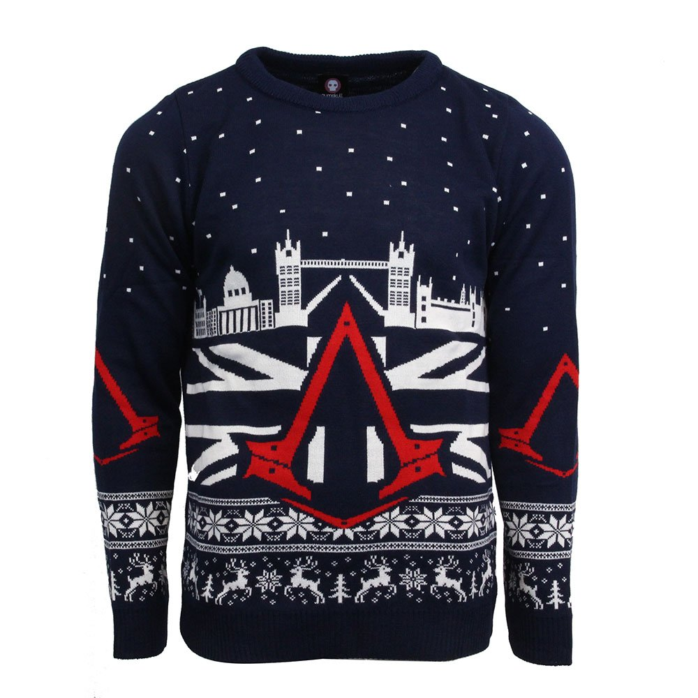 Assassin's Creed Official Syndicate Christmas Jumper / Sweater Numskull
