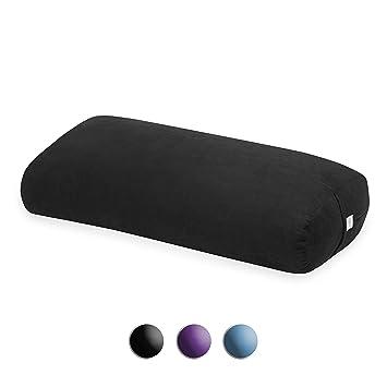 Amazon.com: Gaiam. Almohada rectangular para Yoga.: Sports ...