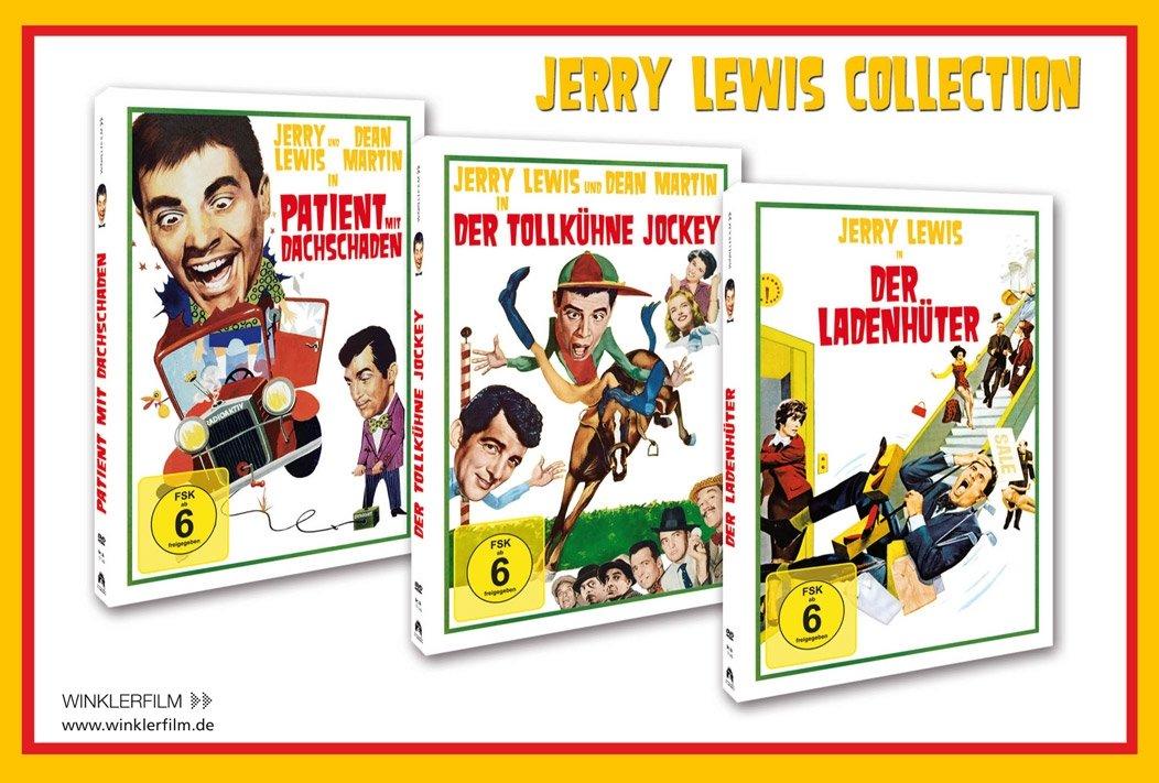 Der Ladenhüter [Alemania] [DVD]: Amazon.es: Jerry Lewis, Jill St. John, Ray Walston, John McGiver, Agnes Moorehead, Joseph J. Lilley, Frank Tashlin, ...
