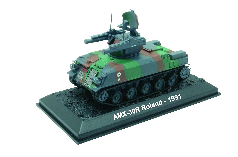 AMX-30R Roland - 1991 diecast 1:72 model (Amercom BG-53)