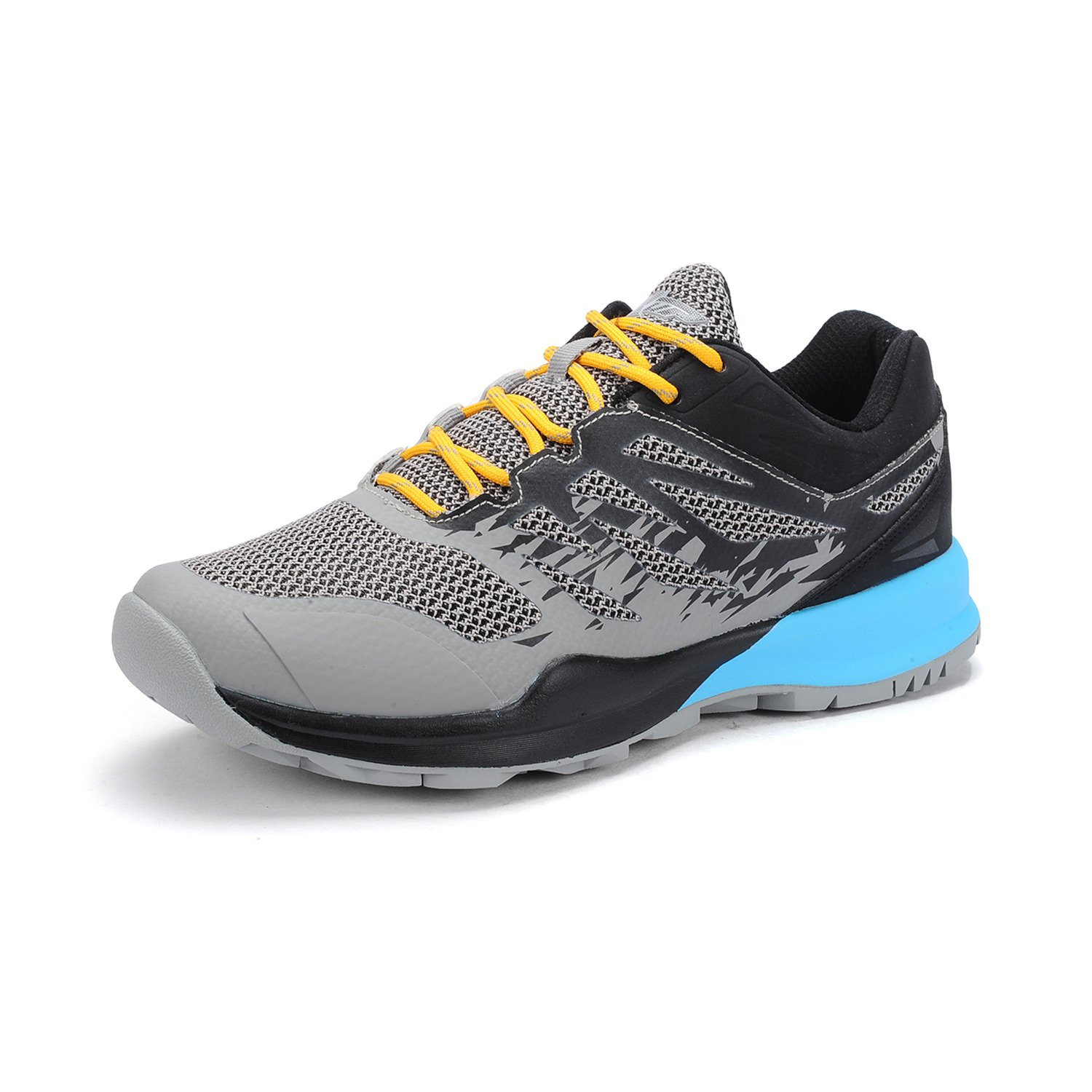 XUP Men's Textile + Synthetic Trail Running Shoes