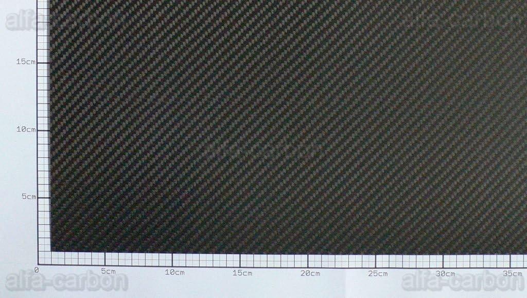 Plaque en fibre de carbone mat Plaque de carbone 1 mm x 300 mm x 100 mm