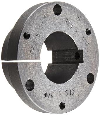 Browning F 1 7//16 Q-D Bushing 1-7//16 Bore 3//8 x 3//16 Keyway