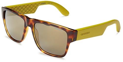 Carrera Gafas de sol 5002 JO Havana Matte Yellow, 55