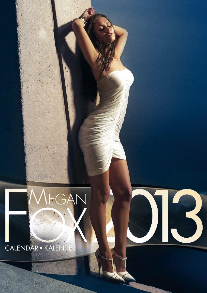 Megan Fox 2013 Calendar (English, German and French Edition) by ML Publishing Group