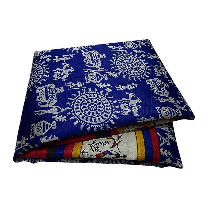 PEEGLI Bollywood Saree Mujeres Sarong Vestido Abrigo Moda Estilo Indio Sari: Amazon.es: Ropa y accesorios