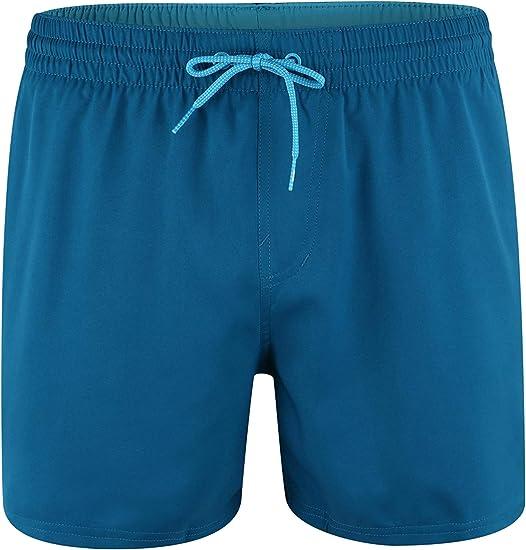 Nike NESS9431 Short de Bain pour Homme Bleu L: