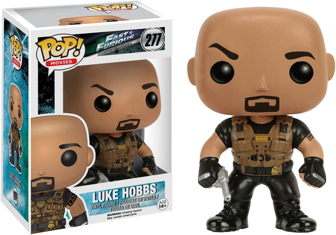 Figura Pop Fast & The Furious: Luke Hobbs: Amazon.es: Juguetes y ...