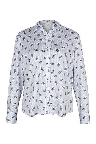 ETERNA long sleeve Blouse MODERN CLASSIC printed
