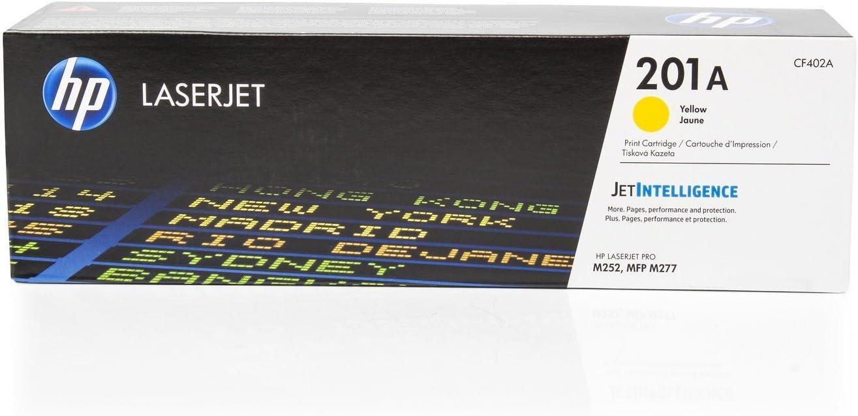 Cartucho original para HP Color LaserJet Pro M 252 N HP 201 A, 201 ...