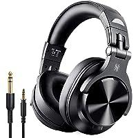 OneOdio A70 Auricurales Bluetooth Inalambricos 50H, Auriculares Cable de 3.5mm, Auriculares Diadema Cerrados 90…