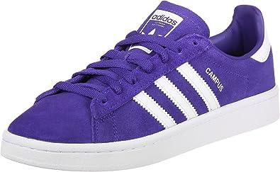 No pretencioso Geometría voltereta  Zapatillas adidas – Campus J Morado/Blanco/Blanco Talla: 37-1/3: Amazon.es:  Zapatos y complementos
