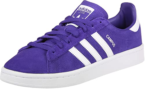 best sneakers 27170 9c9f3 Zapatillas adidas - Campus J MoradoBlancoBlanco Amazon.es Zapatos y  complementos