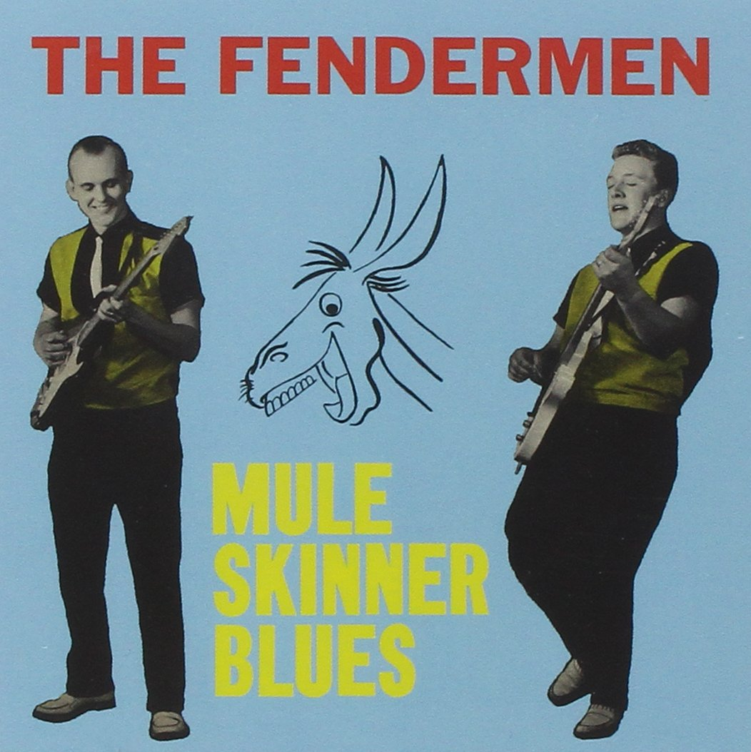 Muleskinner Blues by Dee Jay