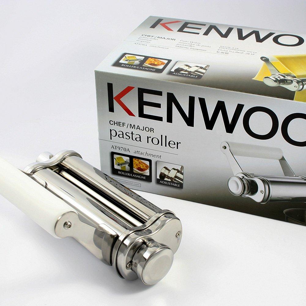 KENWOOD AT970 Chef / Major, Sfogliatrice Pasta Lasagne DeŽLonghi Deutschland GmbH - Geschäftsbereich Kenwood 137648
