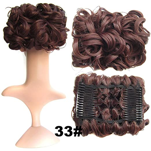 Amazon.com: Huphoon Beautiful Pull flower wigs Hair Lace Front Wig Cap Synthetic Headwear for Women Heat Friendly (h): Beauty