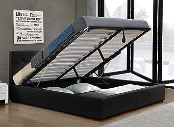 Doppelbett Bettkasten Klappbett Polsterbett Bettgestell Bett