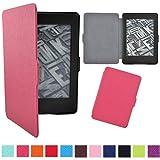 Capa para Kindle Paperwhite - Rígida - Várias Cores (Pink)