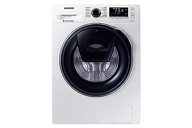 Samsung - Lavadora AddwashTM Serie 6 8kg WW80K6414QX, A+++, Carga ...