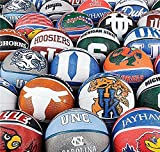 100 PC COLLEGE MICRO BASKETBALLS, Case of 1