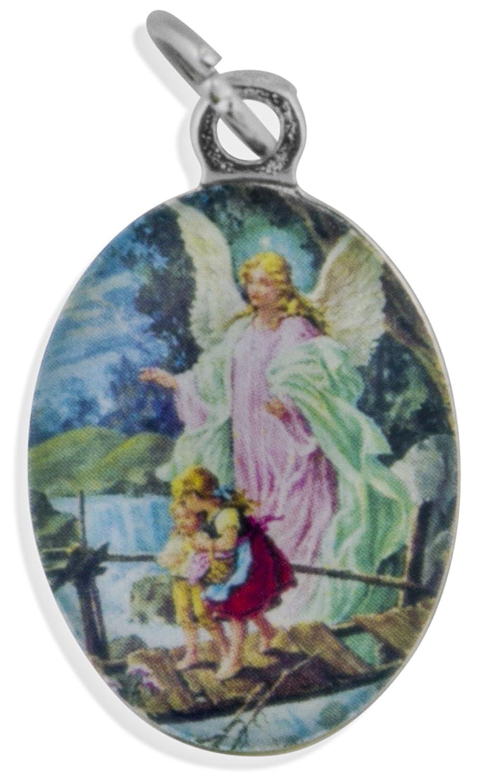 Guardian Angel Medal by Venerare