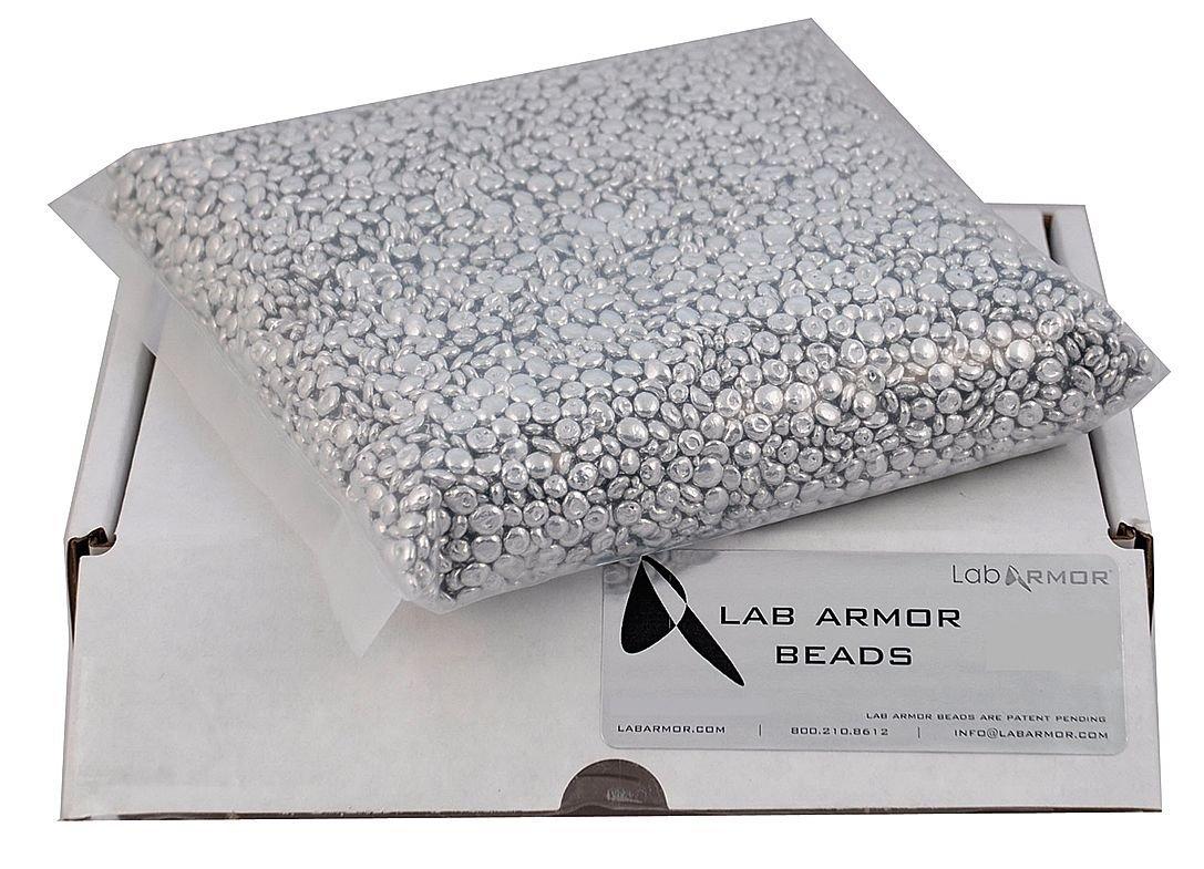 Lab Armor 42370-008 Beads, 8 L by Lab Armor