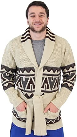 Amazon.com  Starsky and Hutch Paul Michael Glaser Adult Costume Cardigan  Sweater  Clothing a1193e78b