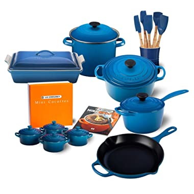 Le Creuset Marseille 20-piece Cookware Set