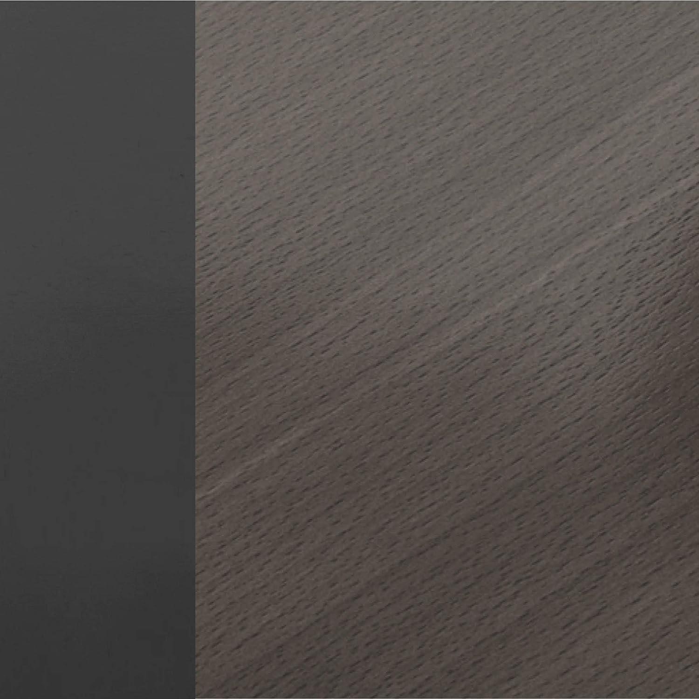 Black Silla de paseo negro natural Talla:Seat Stokke Steps Wood Beech