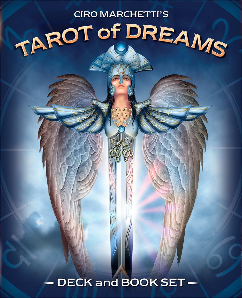 Tarot of Dreams: Ciro Marchetti, Lee Bursten: 9781572817579 ...