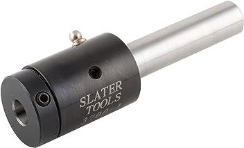 7//8 0.885 Across Flat 2.75 Length 0.75 Shank Diameter Slater Tools 706-885 Internal Hexagon Broach