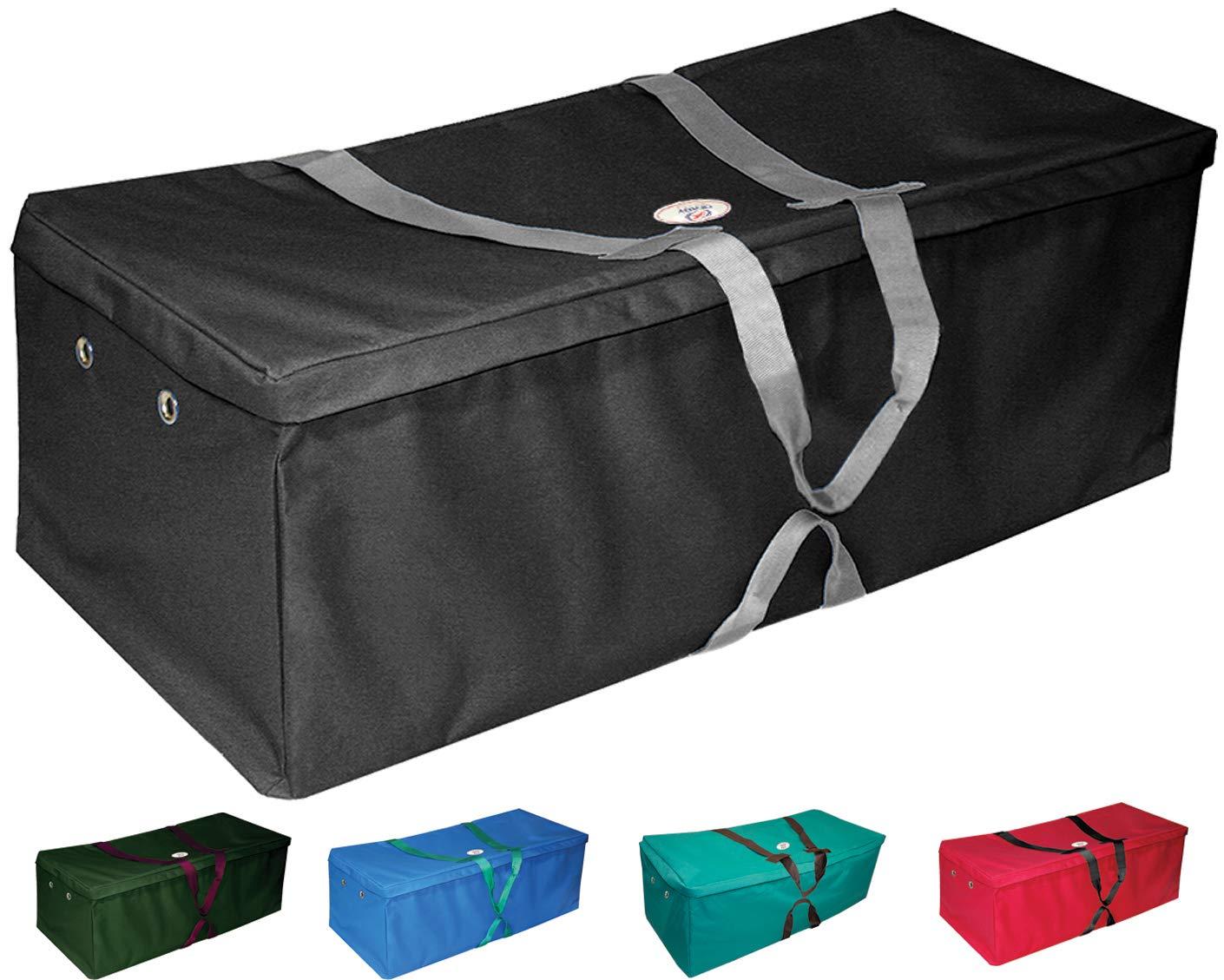 Derby Originals Nylon Hay Bale Bag-Covers, Black by Derby Originals