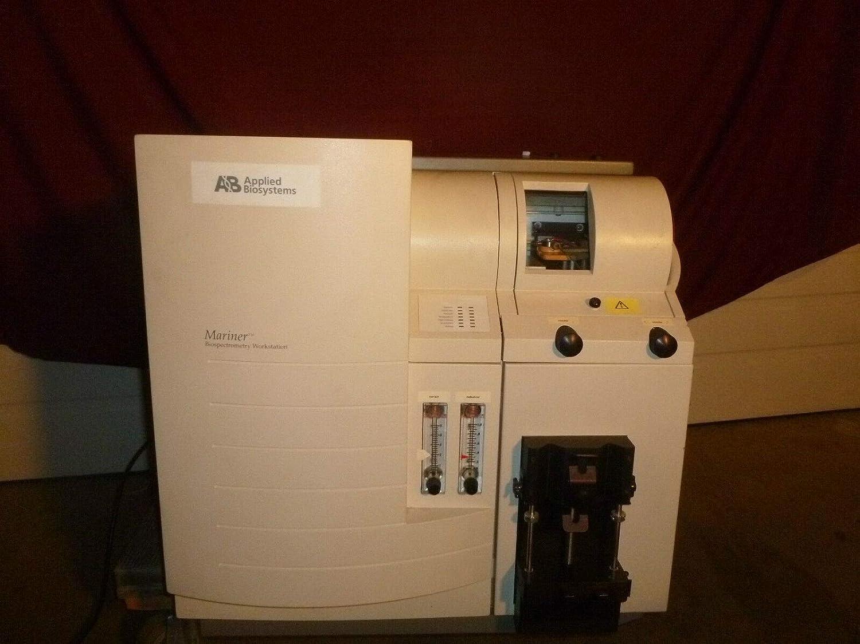 labtechsales Applied Biosystems Mariner API//TOF Biospectrometry Workstation Mass Spectrometer