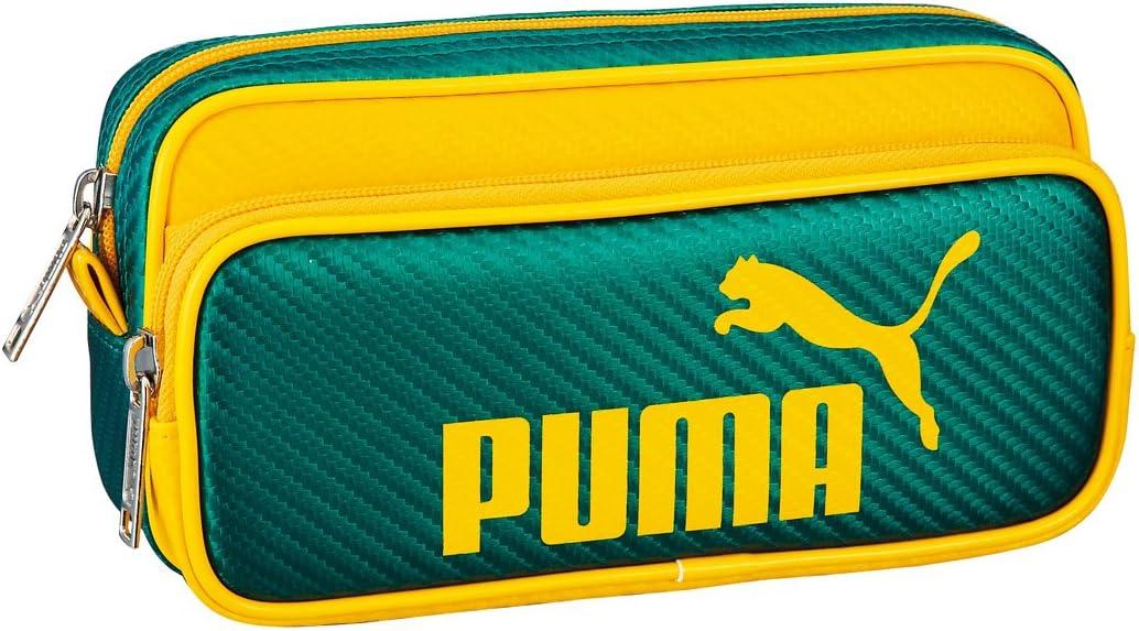 Kutsuwa Puma 787PMGR - Estuche para bolígrafos, color verde: Amazon.es: Oficina y papelería