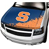 NCAA Syracuse Auto Hood Cover, One Size, One Color