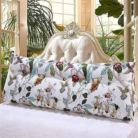 Amazon.com: vclife lona Back firme apoyo lumbar almohada ...