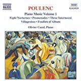 Poulenc: Piano Music Vol. 1 - Eight