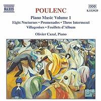 Poulenc: Piano Music, Vol.1