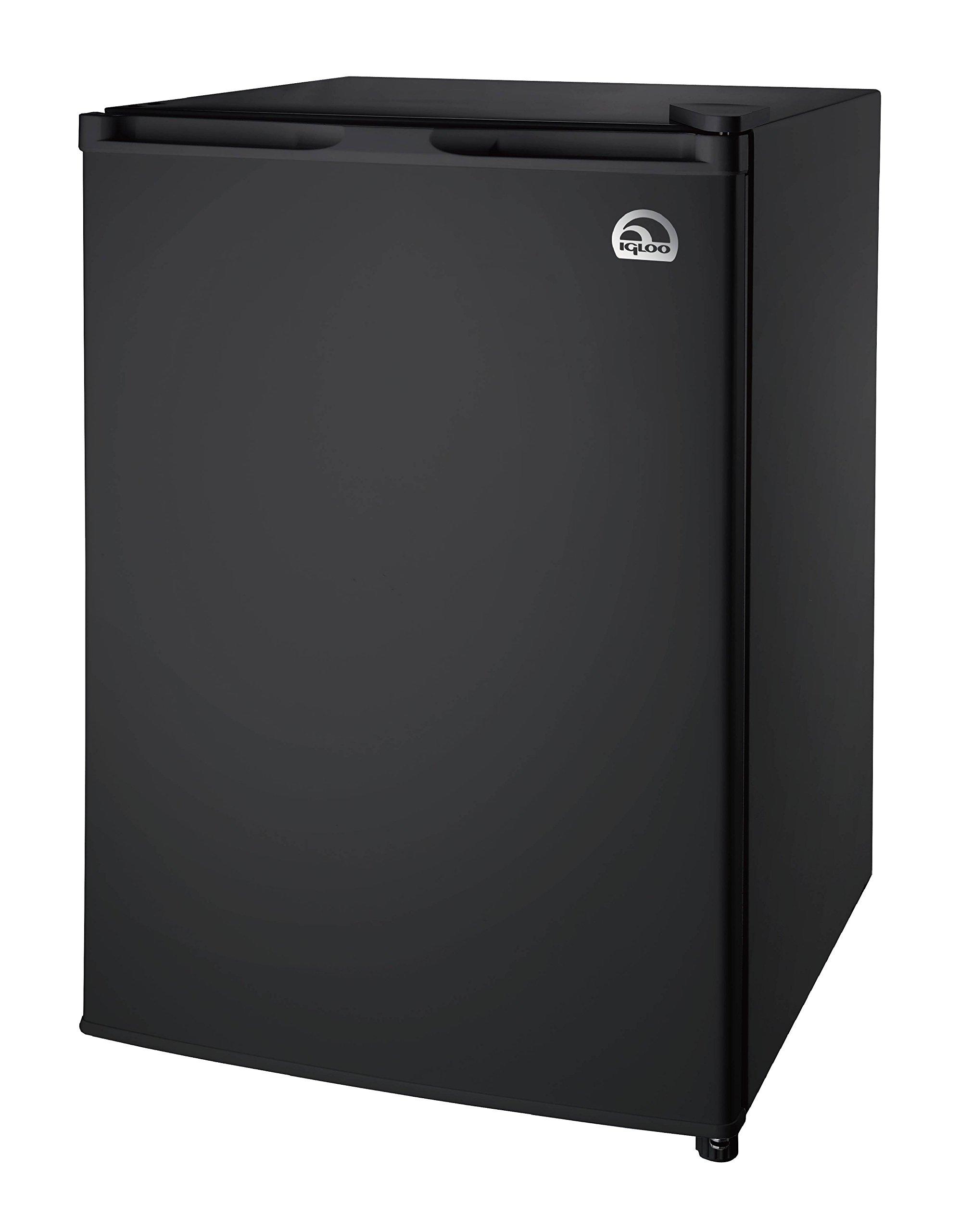 Igloo FR283I-B-BLACK Refrigerator, 2.6 cu. ft., Black