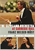 The Cleveland Orchestra at Carnegie Hall [DVD Video]