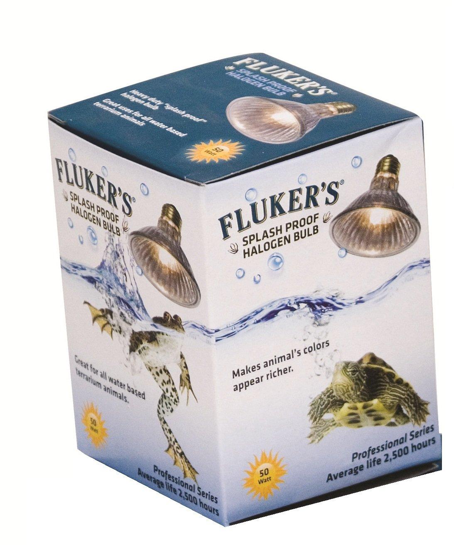 Fluker's Heavy-Duty Splash Proof Halogen Bulb for Turtles