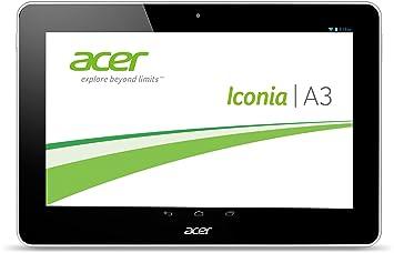 "Acer Iconia A3-A10 - Tablet de 10.1"" (WiFi + Bluetooth, 16"