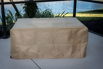Merveilleux Linear Fire Table Cover 52u0026quot;W X 22.40u0026quot ...