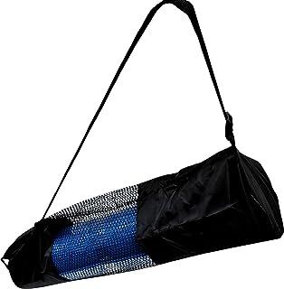 BodyRip Yoga Mat Carrier Bag Nylon Mesh Adjustable Strap Washable Exercise 6fa3f8c085281