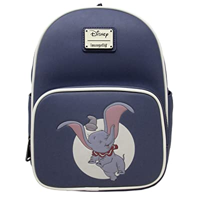 Loungefly Disney Dumbo Flying On A Dream Mini Backpack: Shoes